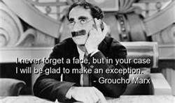 Groucho Marx Quotations Sayings