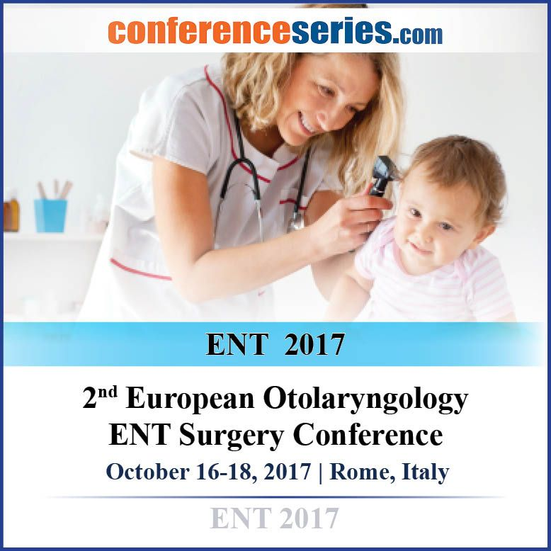 2nd European Otolaryngology-ENT Surgery Conference October