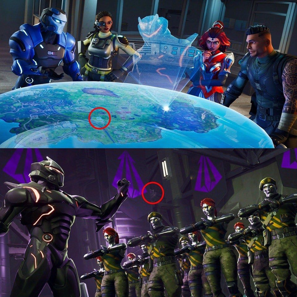 Pin By Aj Michaels On Anime In 2019 Epic Games Fortnite Video - where to find secret battle on fortnite map epic games fortnite best games destiny
