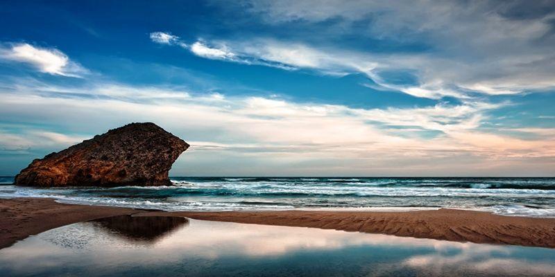 Cabo De Gata Playa De Mojácar Cabo De Gata Cabo De Gata Almeria Playa