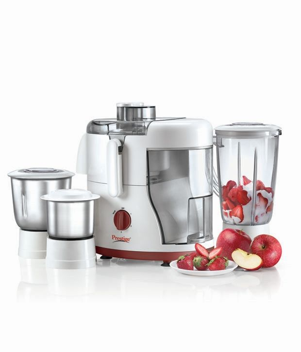 c7c521b50 Prestige JMG Champ Juicer Mixer Grinder is specially designed stainless  steel sieve not only extracts the maximum amount of juice but also  separates the ...