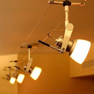 Bruck Lighting High-Line Cable System - Brand Lighting Discount Lighting - Call Brand Lighting Sales to ask for your best price! & Bruck High-Line Track System High-line with Macros Spot fixtures ... azcodes.com