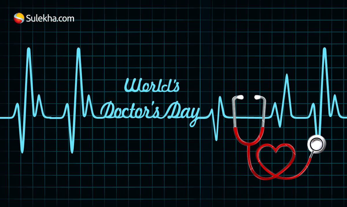 "Doctor is the one who adds the beat to our lives. We respect every doctor for all their deeds. Wishing the ""life saviours"" a great success!   #WorldDoctorsDay"