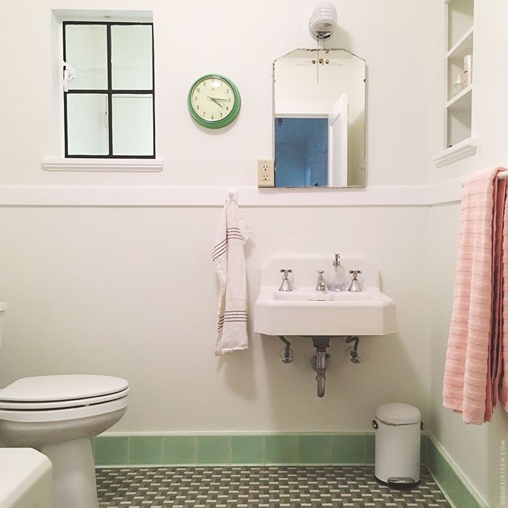 Vintage Bathroom Restoration Doorsixteen Bathrooms Delectable Bathroom Restoration
