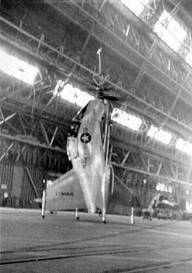 Convair : XFY-1 : Pogo | Flickr - Photo Sharing!