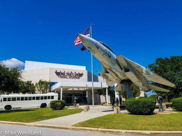 National Naval Aviation Museum and Florida Caverns State
