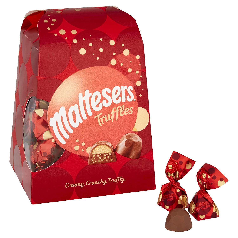 Maltesers Truffles Medium Gift Box In 2020 Maltesers Truffle Gift Truffles