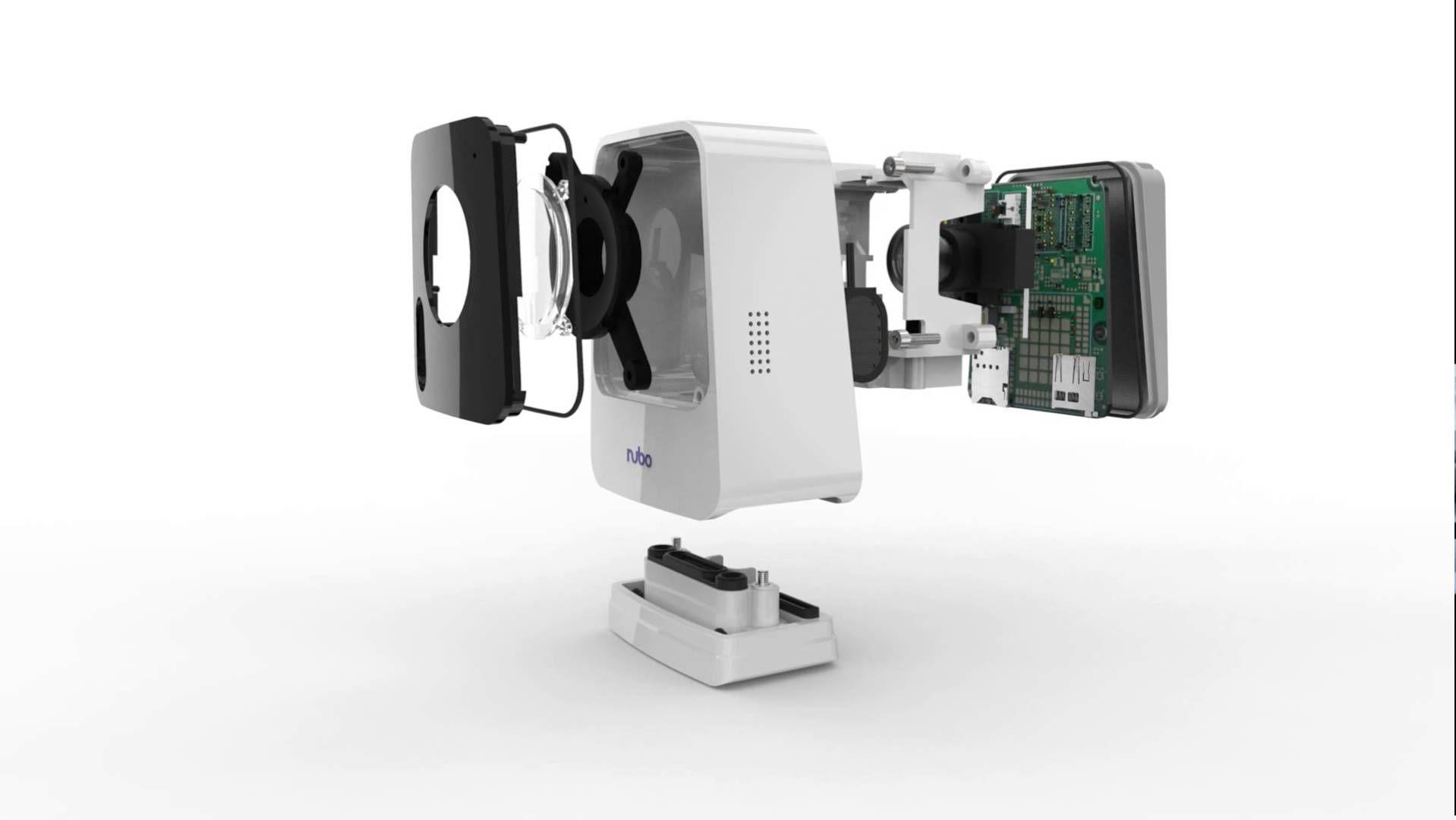 desktop app web viewer camera