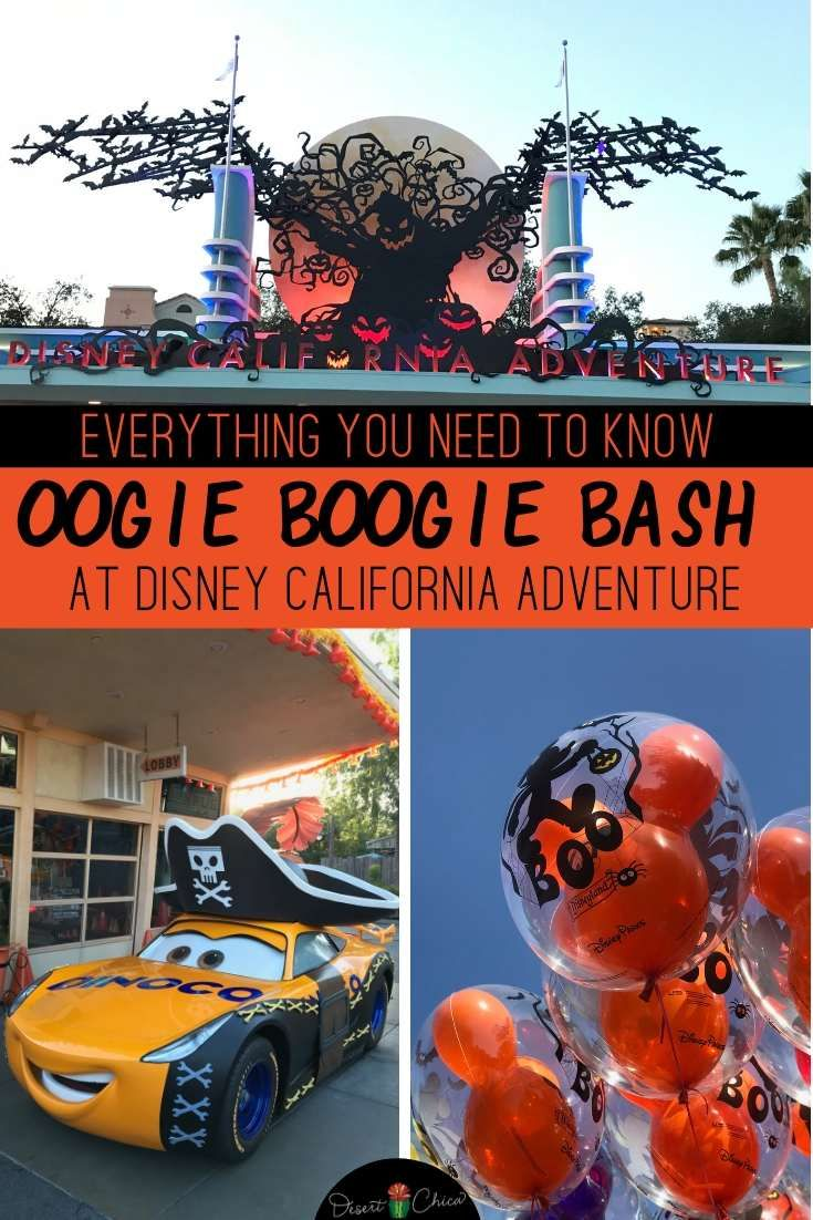 Photo of Alle Oogie Boogie Bash Details