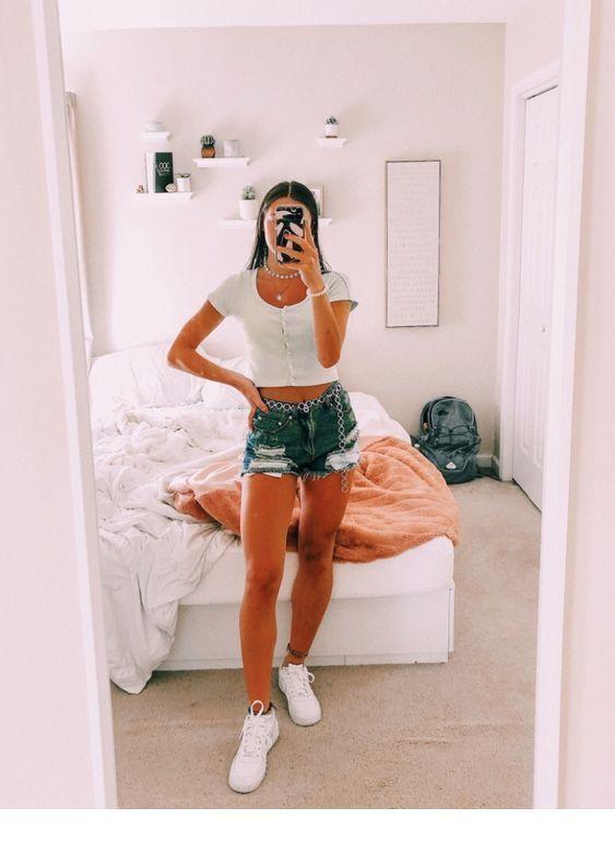 Photo of Dames Street Fashion 2019 Street Style Volg mij voor meer zomeroutfits voor #out …