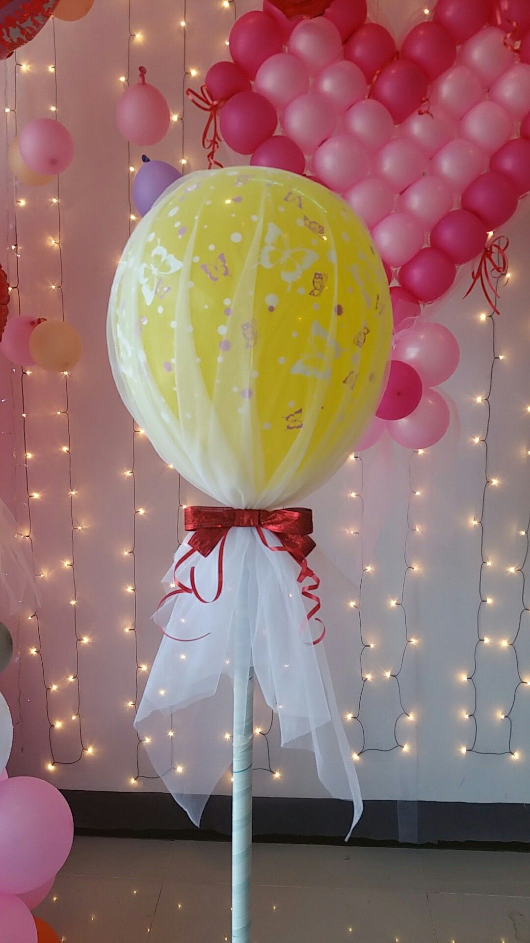 Pin by Jin Nam on Balloon decoration | Pinterest