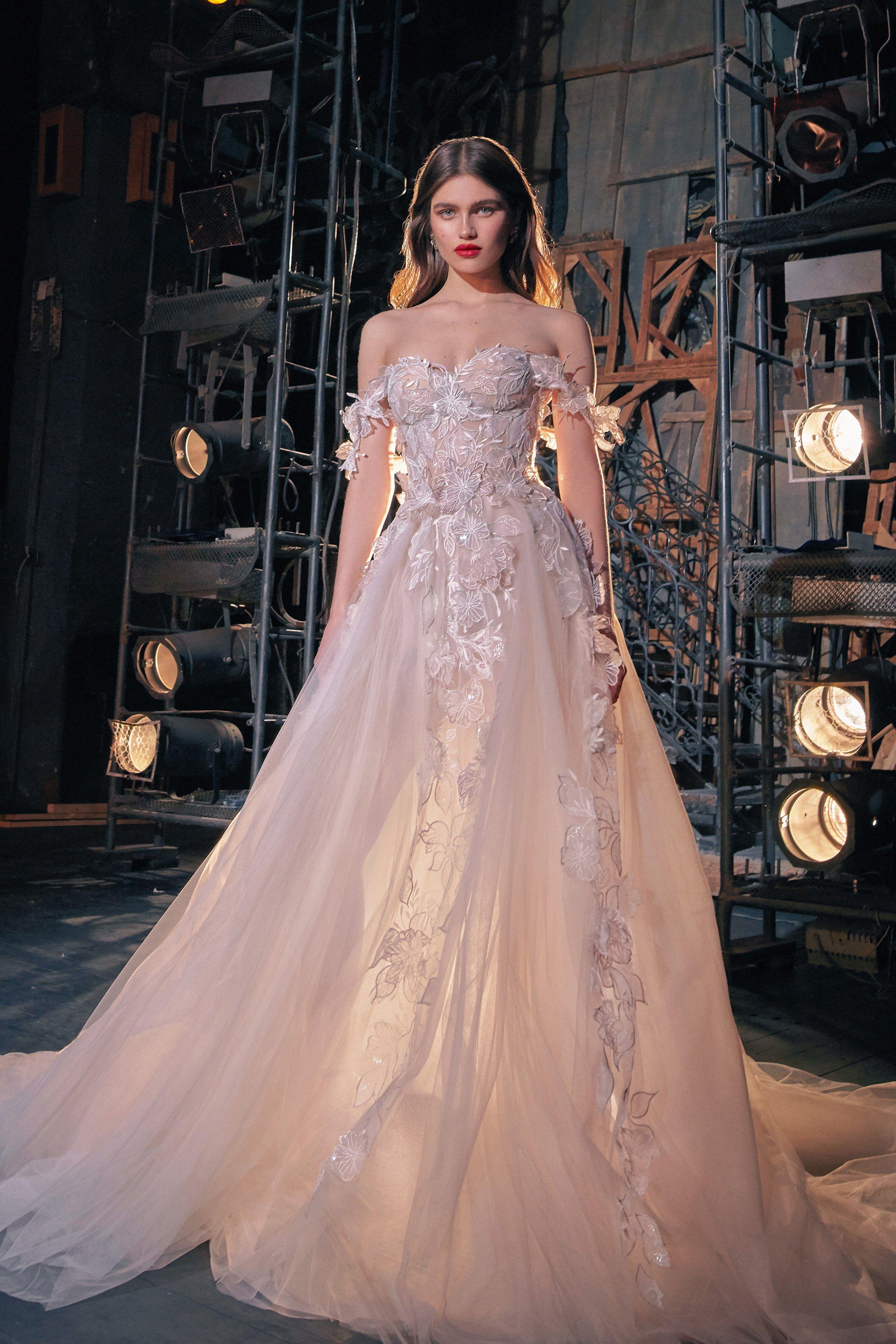 Galia Lahav Bridal Spring 2020 Fashion Show Bridal Dresses Amazing Wedding Dress Ball Gowns Wedding