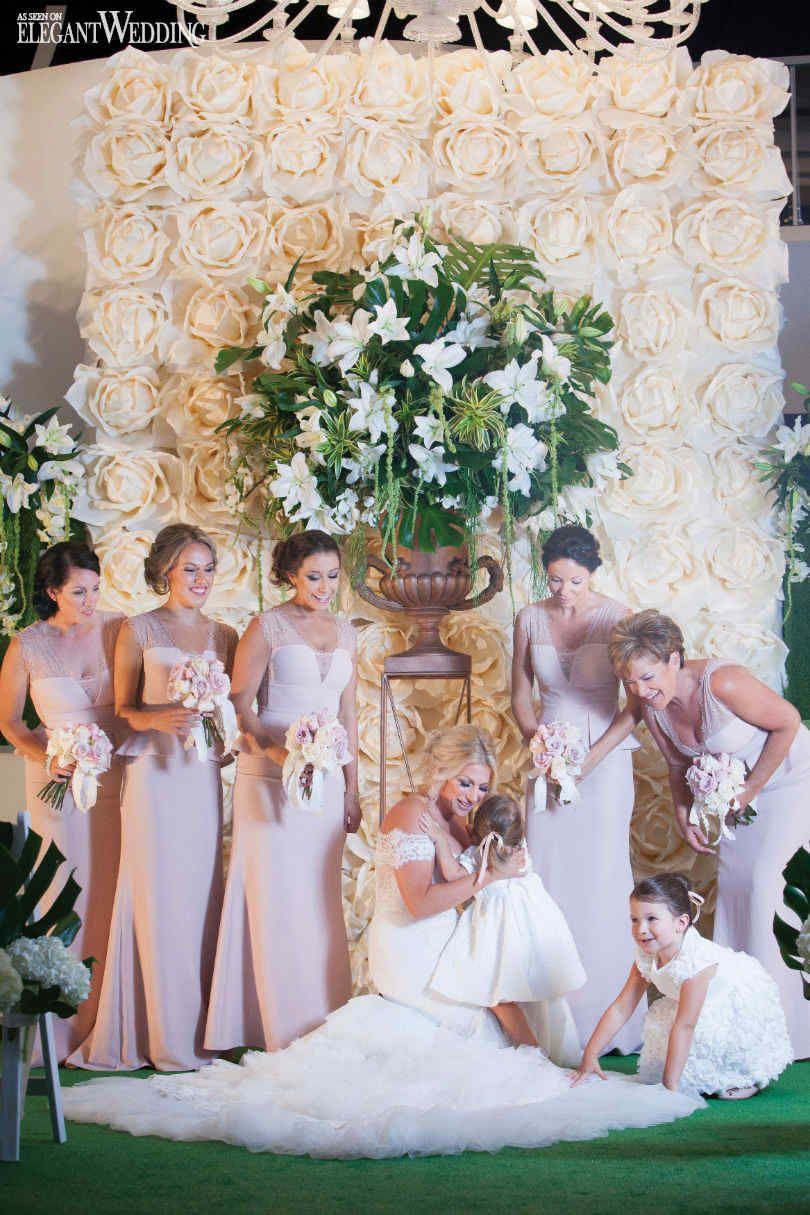 Pink bridesmaid dresses exotic refinement elegant wedding pink bridesmaid dresses exotic refinement elegant wedding ombrellifo Choice Image