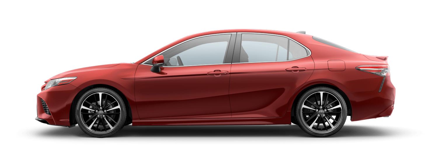 2020 Toyota Camry Midsize Car Peace of Mind Standard