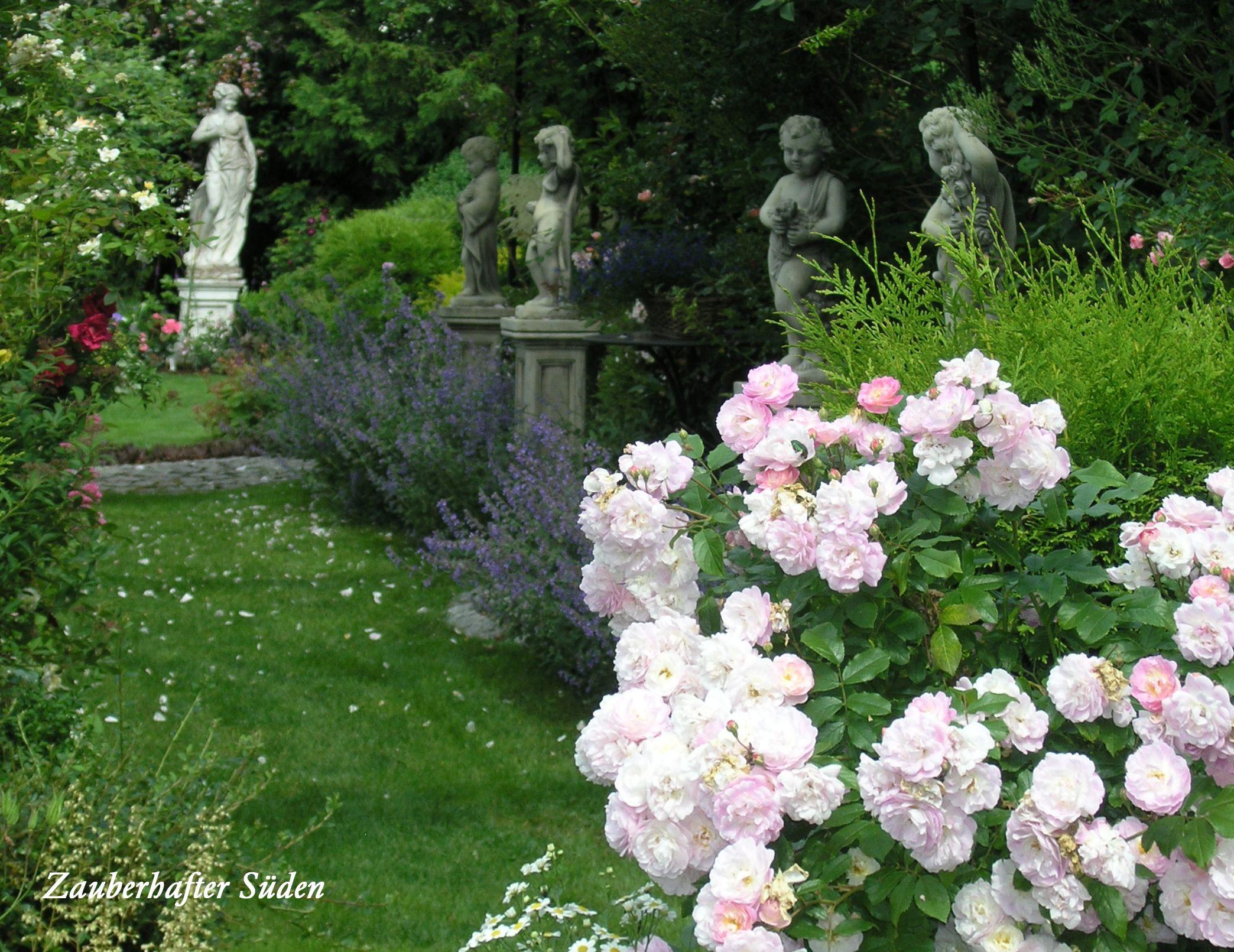 Astounding Gartentraum Sammlung Von Zauberhafter Süden, Der Garten Von Petra Steiner