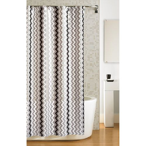 11 Chevron Shower Curtain From Walmart With Images