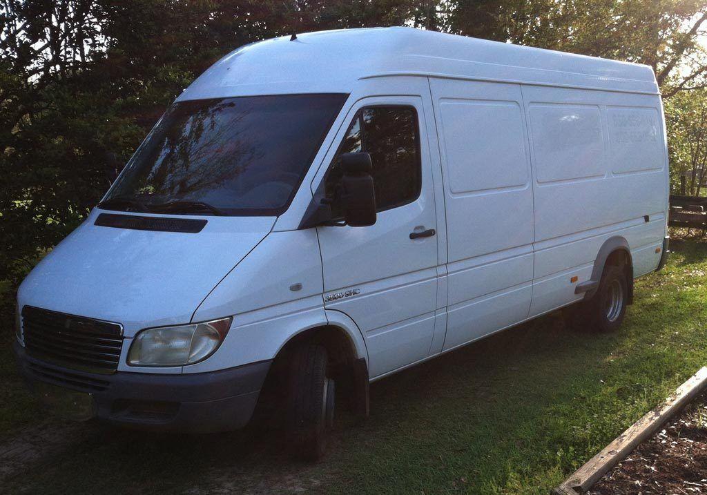 Dodge Sprinter Base Freightliner Freightliner Sprinter Van