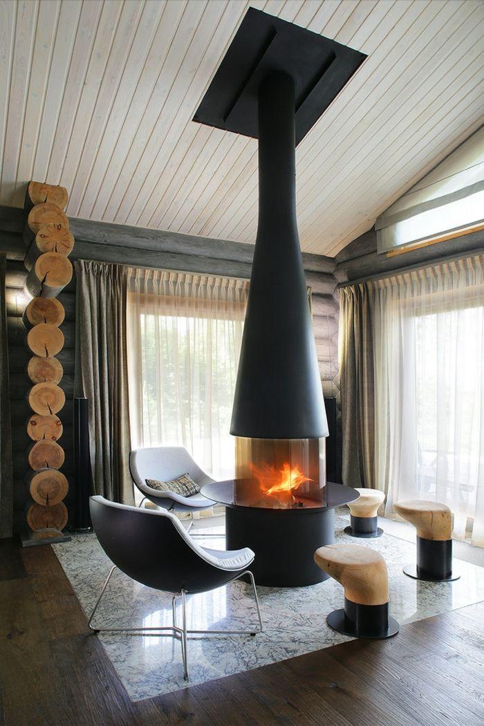 kleines holzhaus einrichtungsideen traumhaus wohnideen   wohnideen, Moderne deko