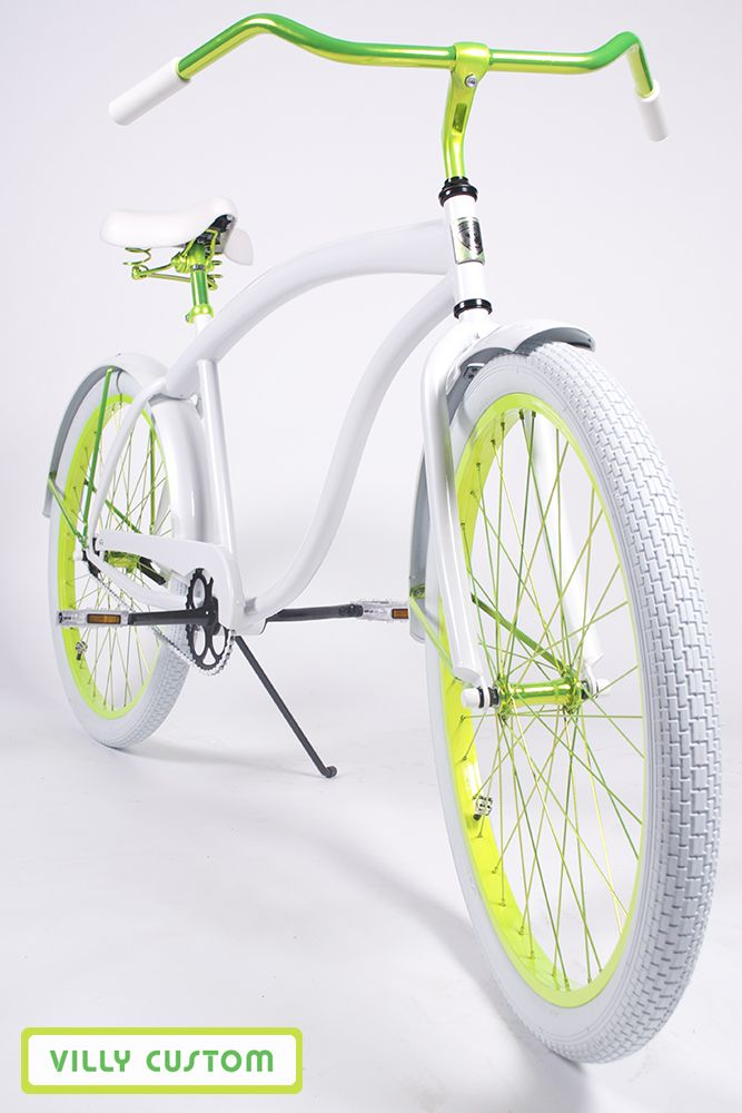 Check Out This Custom Beach Cruiser Bicycle Www Villycustoms Com Custom Beach Cruiser Cruiser Bicycle Cruiser Bike
