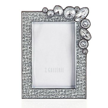 Z Gallerie Mariah Jeweled Frame Jeweled Picture Frame