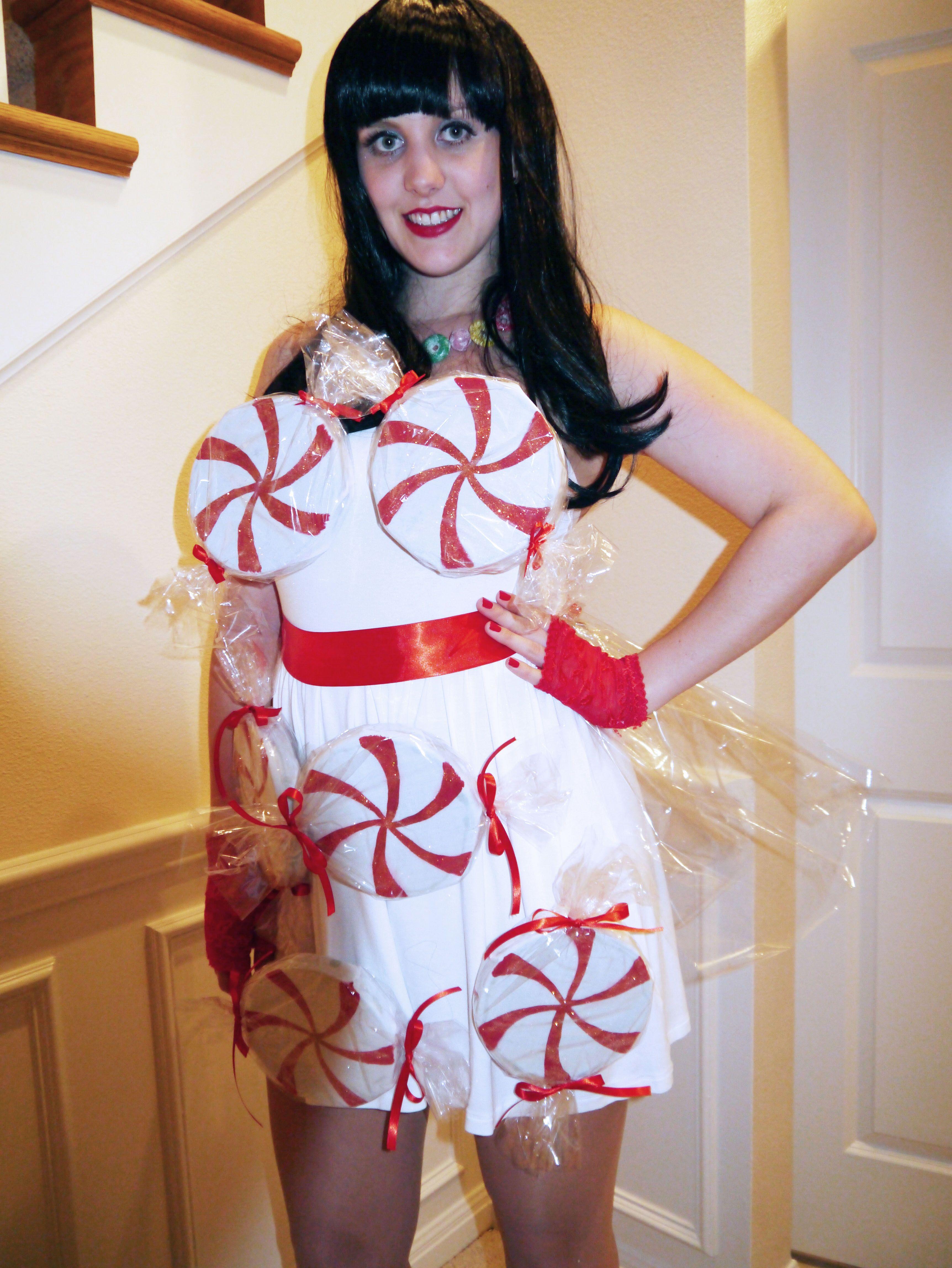 Katy Perry Homemade Halloween Costume | M Y O U T F I T S ...