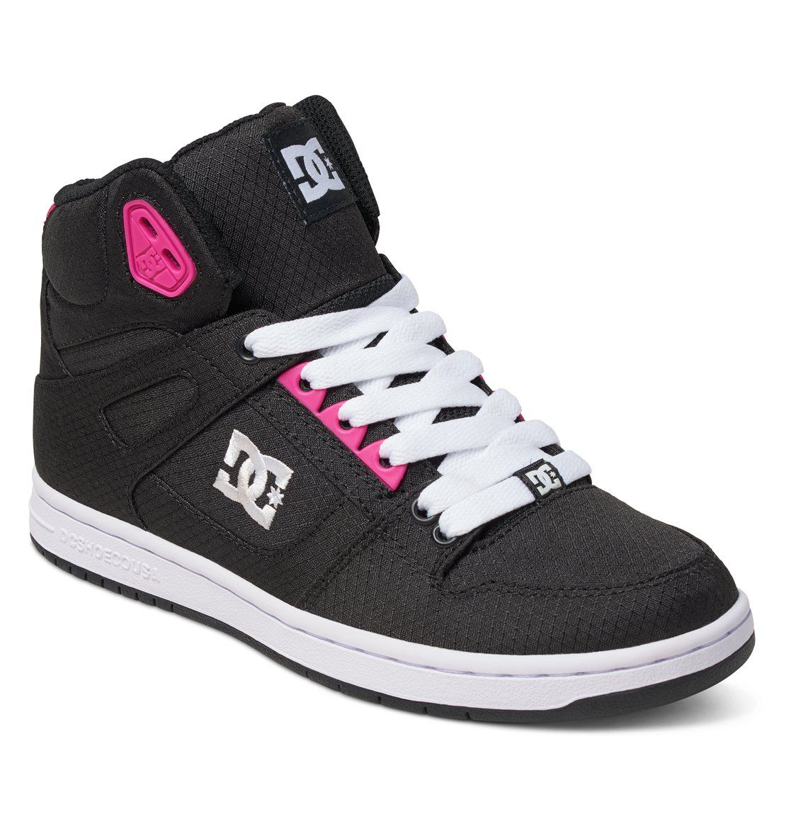 Women's Rebound TX SE High Top shoes ADJS100065 | DC Shoes