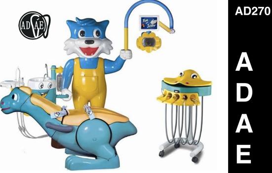 AD270 dental unit for kids The unit, Air compressor oil