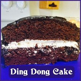 Ding Dong Cake http://www.momspantrykitchen.com/ding-dong-cake.html