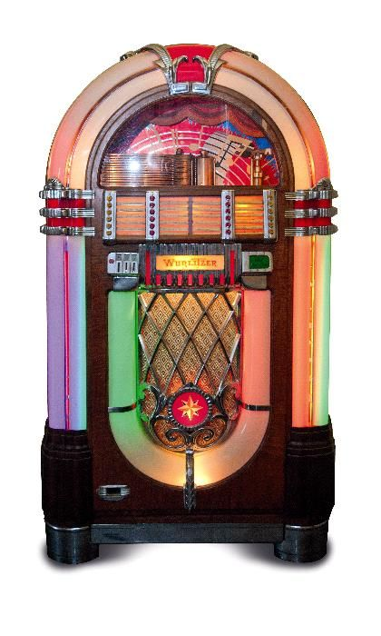 wurlitzer company juke box 39 bubbler 39 1946 only i want a replica that plays cps mp3 etc. Black Bedroom Furniture Sets. Home Design Ideas