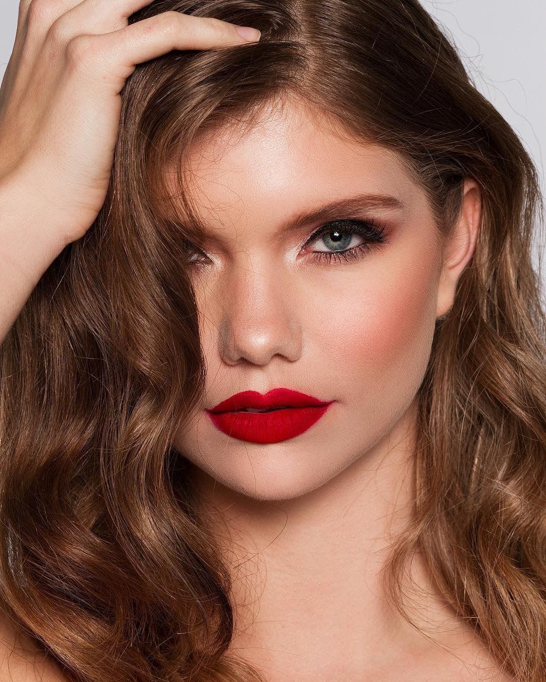 Gorgeous European Style Makeup Makeup Looks Hair Makeup