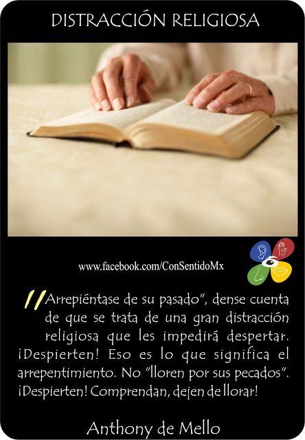 conSentido: DISTRACCIÓN RELIGIOSA