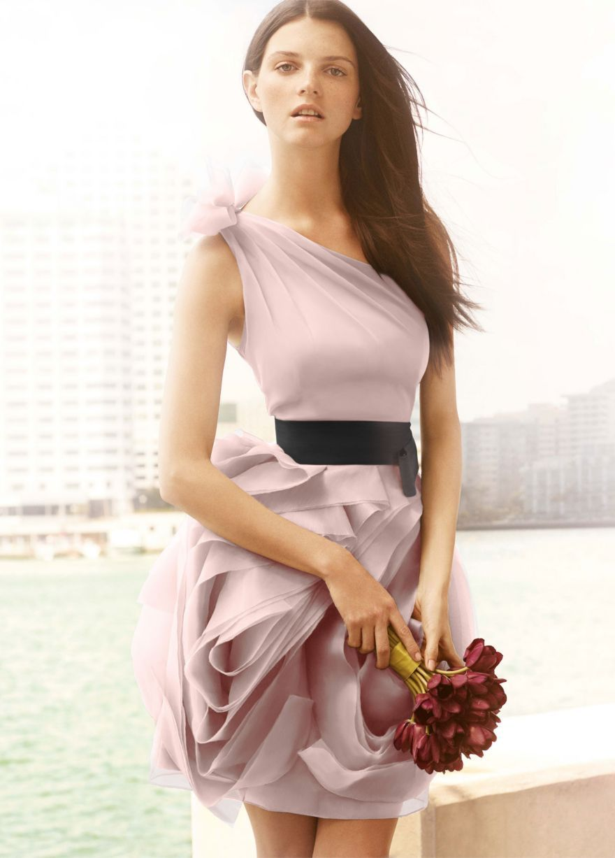 Davidus bridal bridesmaid dress always and forever pinterest