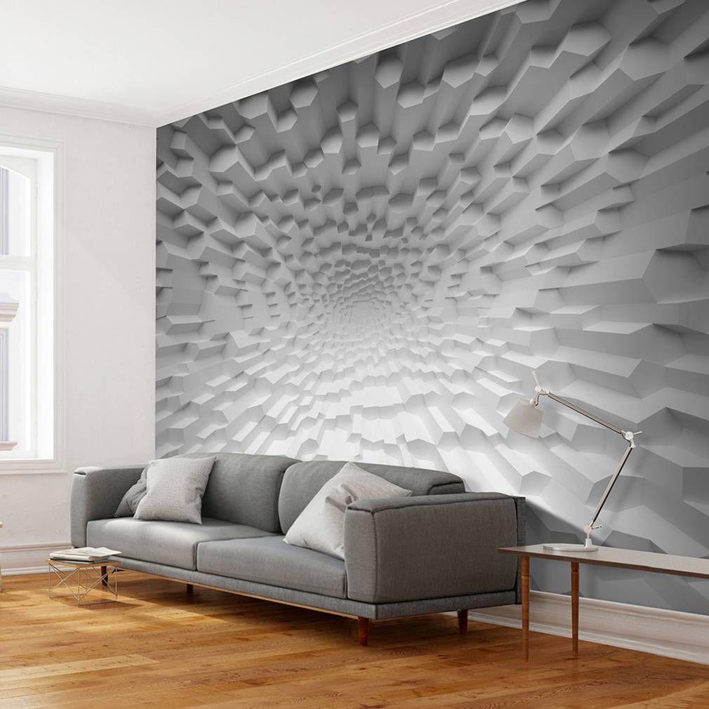 3d Fototapete Schlafzimmer Luxury Vlies Fototapete 3d Effekt Grau Abstrakt Tapete Wandbilder Wandtapete Wohnzimmer Fototapete Wohnzimmer Tapeten Wohnzimmer