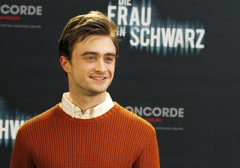 Daniel Radcliffe Die Frau In Schwarz Photocall Munchen 20 01 2012 Daniel Radcliffe Daniel Radcliffe Harry Potter Daniel