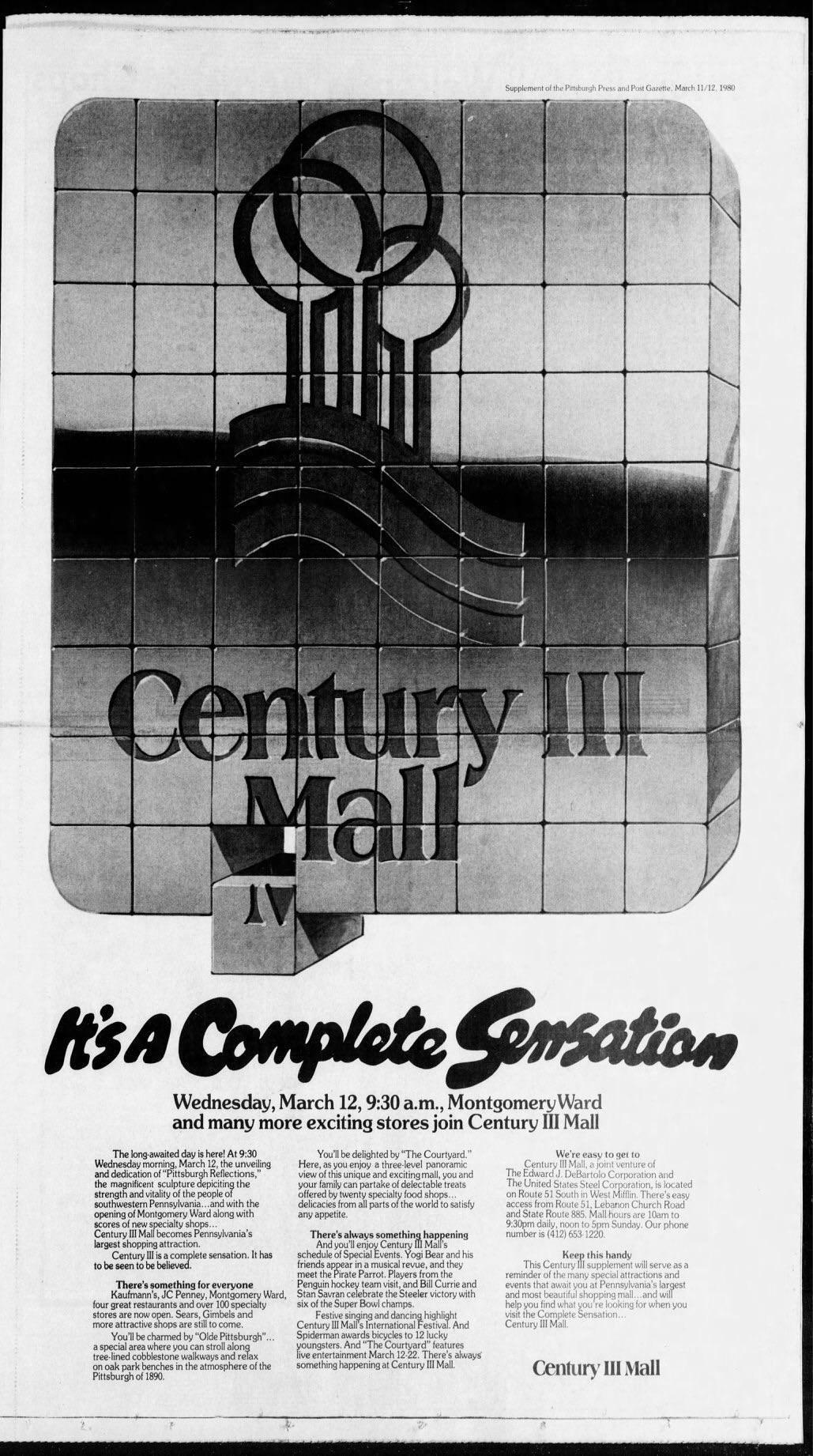 Century 3 Mall