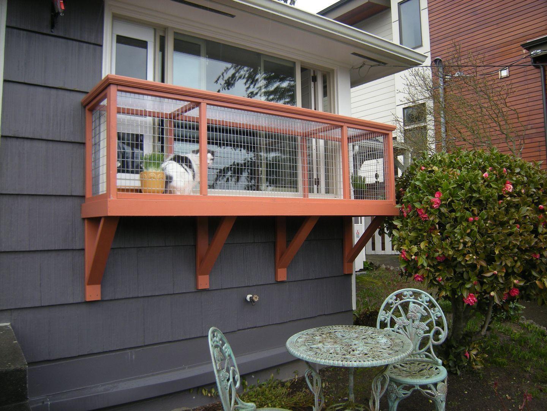 Window Box Diy Catio Plans By Catio Spaces Cadioideas
