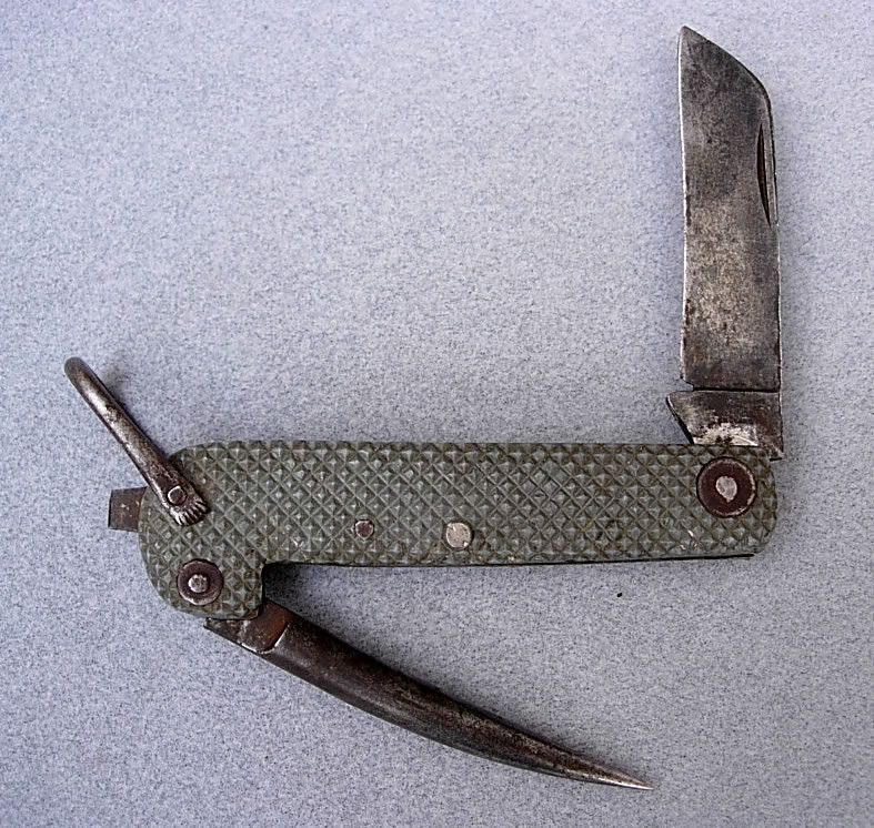 Joseph Rodgers Amp Sons Sheffield Navy Clasp Knife Wwii