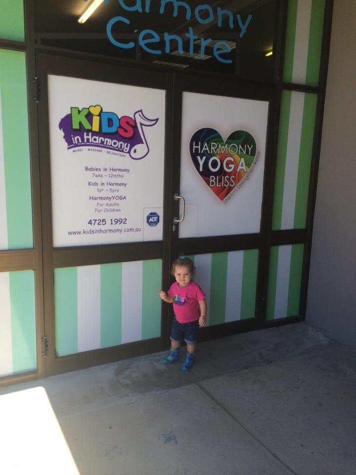 We love the Harmony Centre and so does Sasha!