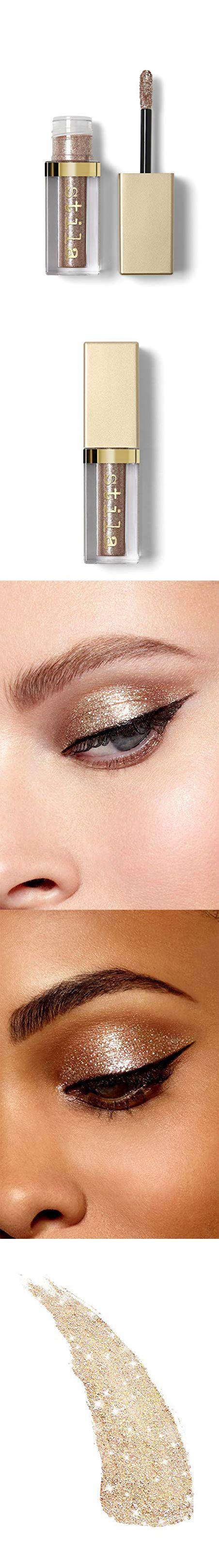 Stila Magnificent Metals Glitter Glow Liquid Eye Shadow Stila Makeup Eyeshadow Beauty Eyeshadow Stila Glitter And Glow Shadow
