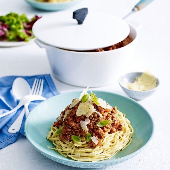 Turkey Bolognese Recipe | myfoodbook | Recipe | Turkey ...