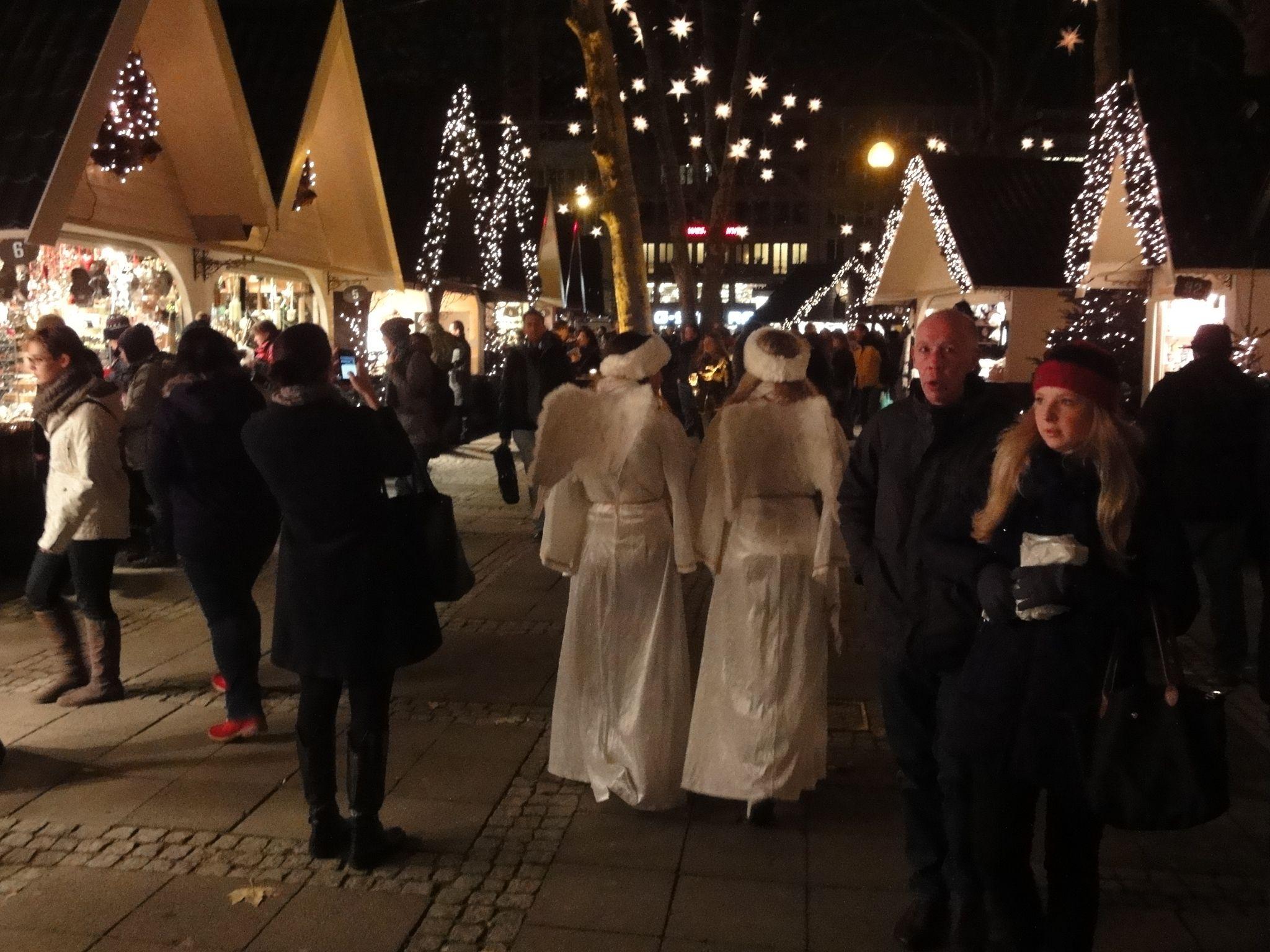 Weihnachtsengel Köln