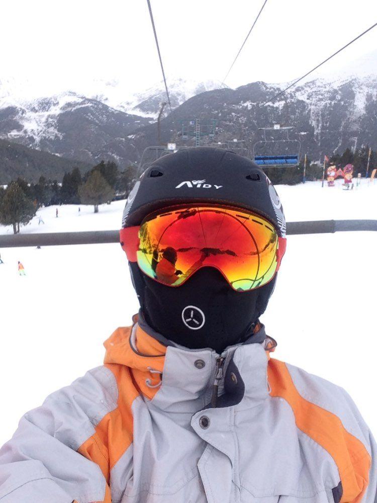 b011f8517b7f  snowboarding Goggles Red Snowboard Goggles