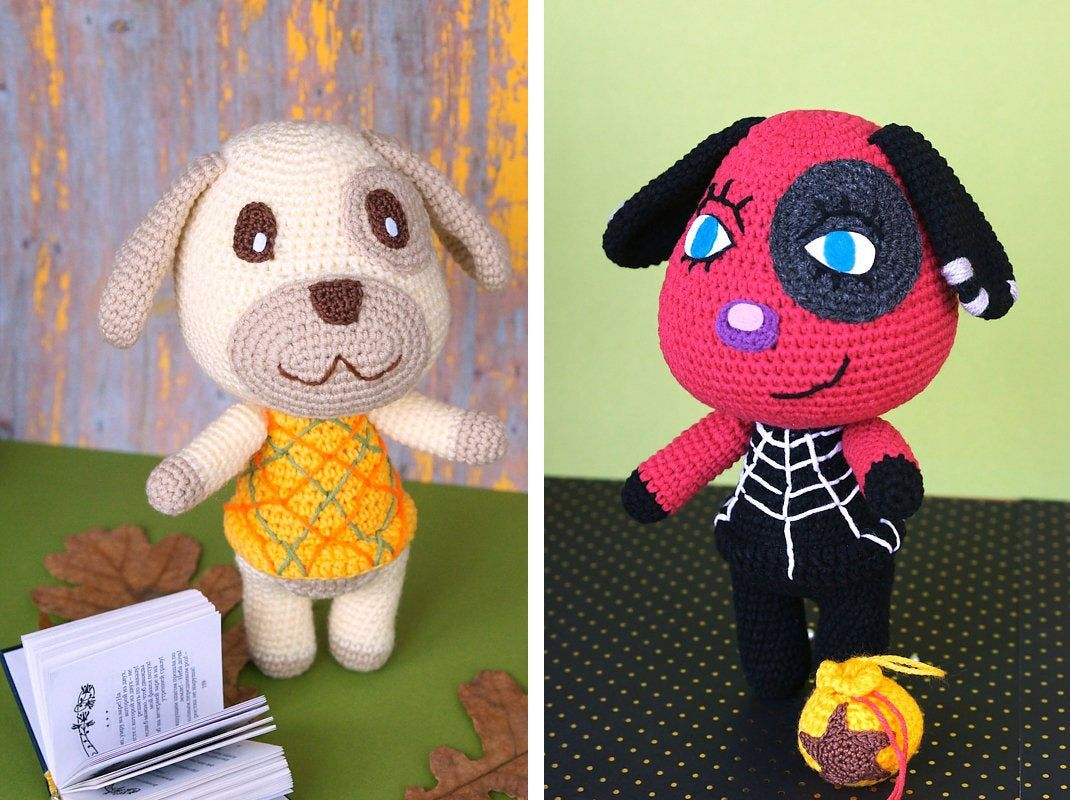 cherry animal crossing characters dog