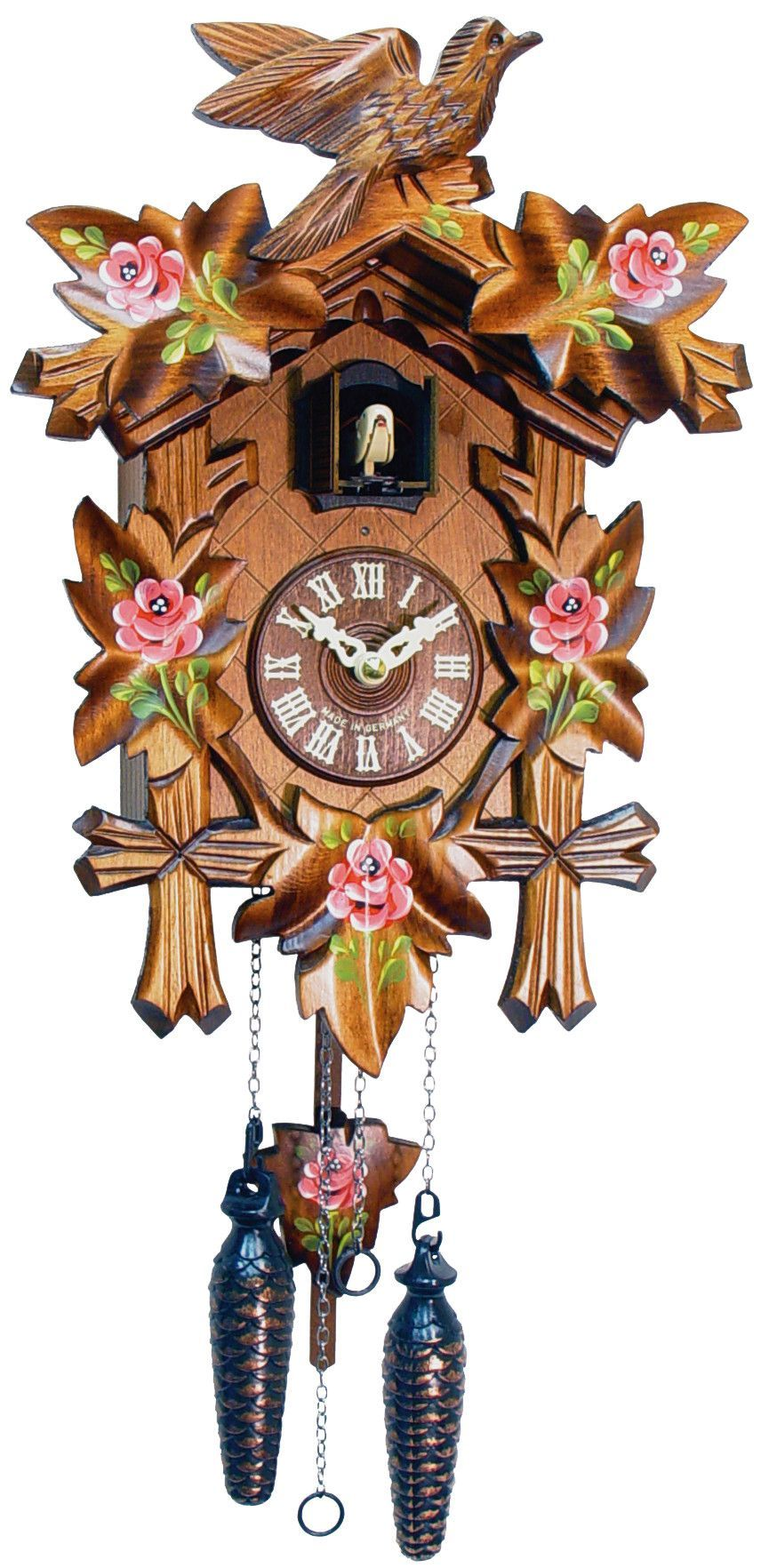 Cuckoo Wall Clock Cuckoo Clock Clock Clock Flower