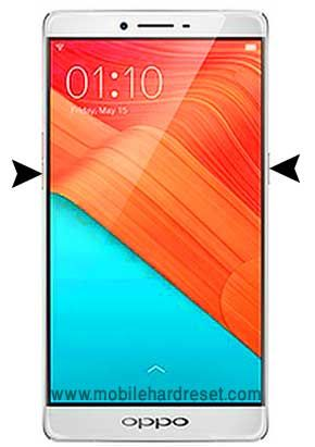 How to Hard Reset / Factory Reset Oppo R7 Plus | Hard Reset