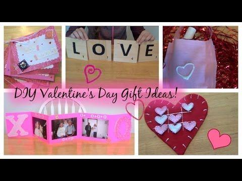 Diy Valentine S Day Gifts For Boyfriend Bestie More