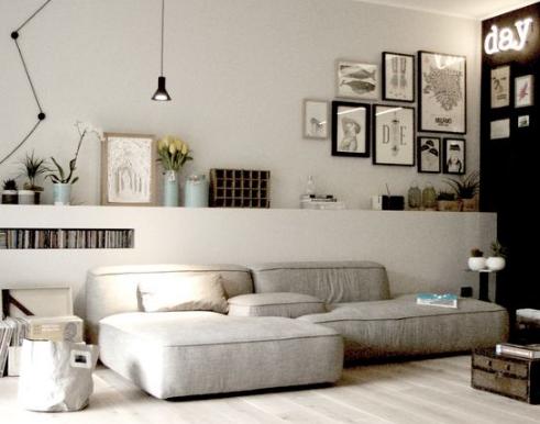 desain interior rumah urban 2 | ruang keluarga minimalis