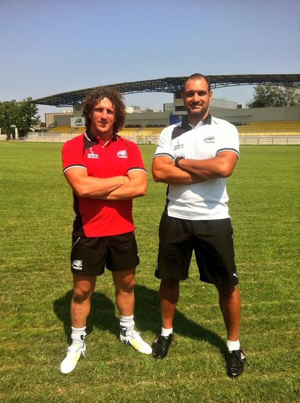Photos And Videos By Zebre Rugby Zebrerugby Rugby Team Rugby Rugby Club