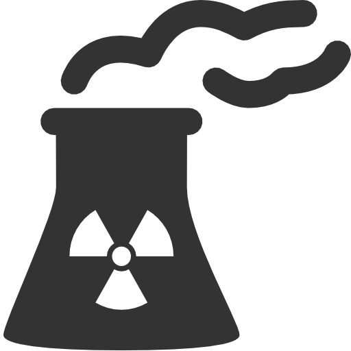 Nuclear Power Plant Icon Free Icons Download Plant Icon Power Plant Nuclear Power Plant