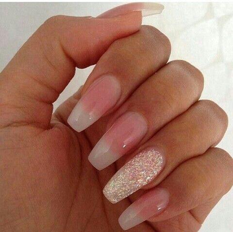 Natural Sparkle | Nailed It | Pinterest | Natural, Nail nail and ...